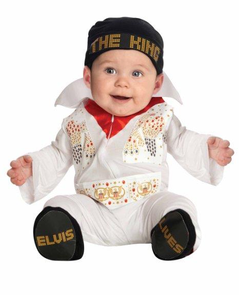 Infant Elvis