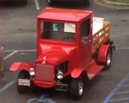 "Alabama Style Model T Truck  ""Bama T"""