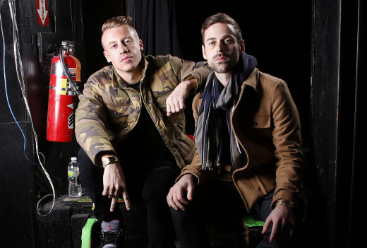 Macklemore and Ryan Lewis play the Manchester Apollo in sell out tour