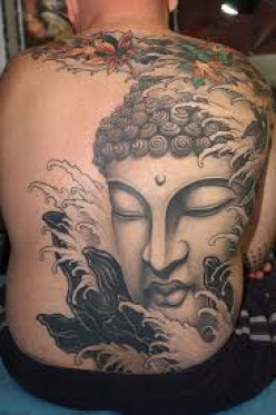 Buddhist Tattoo Designs And Meanings-Buddha Themed Tattoos And Ideas