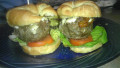 Easy Burger Sliders