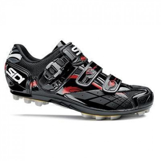 Top quality high spec mountain bike shoe, the Sidi Spider SRS.