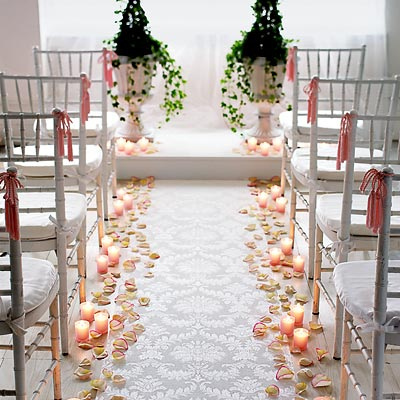 Saving Money on Your Wedding Decorations