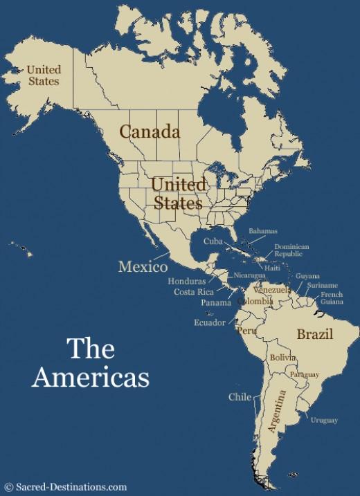 view of america essay