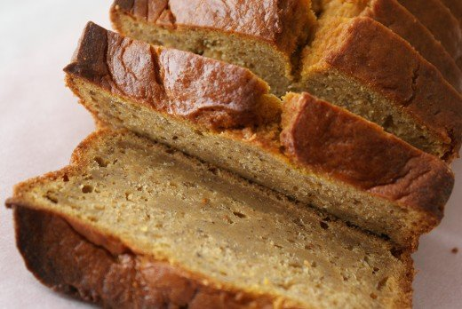 Easy Recipe for Pumpkin Bread