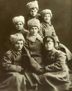 Women in Early Soviet Society