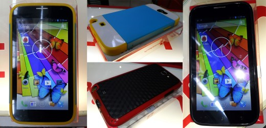 Swisstech Samsung Galaxy Note 2 cases on the Arc Mobile Memo