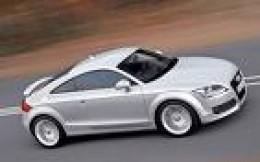 2008 Audi TT, Silver