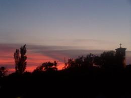 A quiet Fall evening