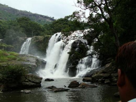 Nyamakkad waterfalls
