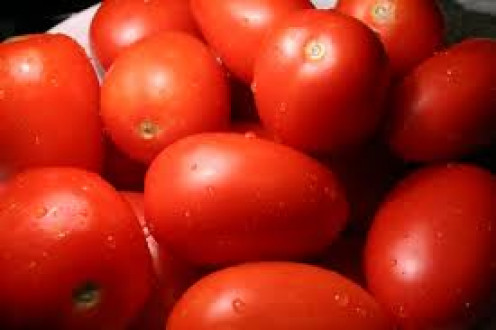 Roma tomatoes or better boy tomatoes are a perfect addition to any Italian dish.