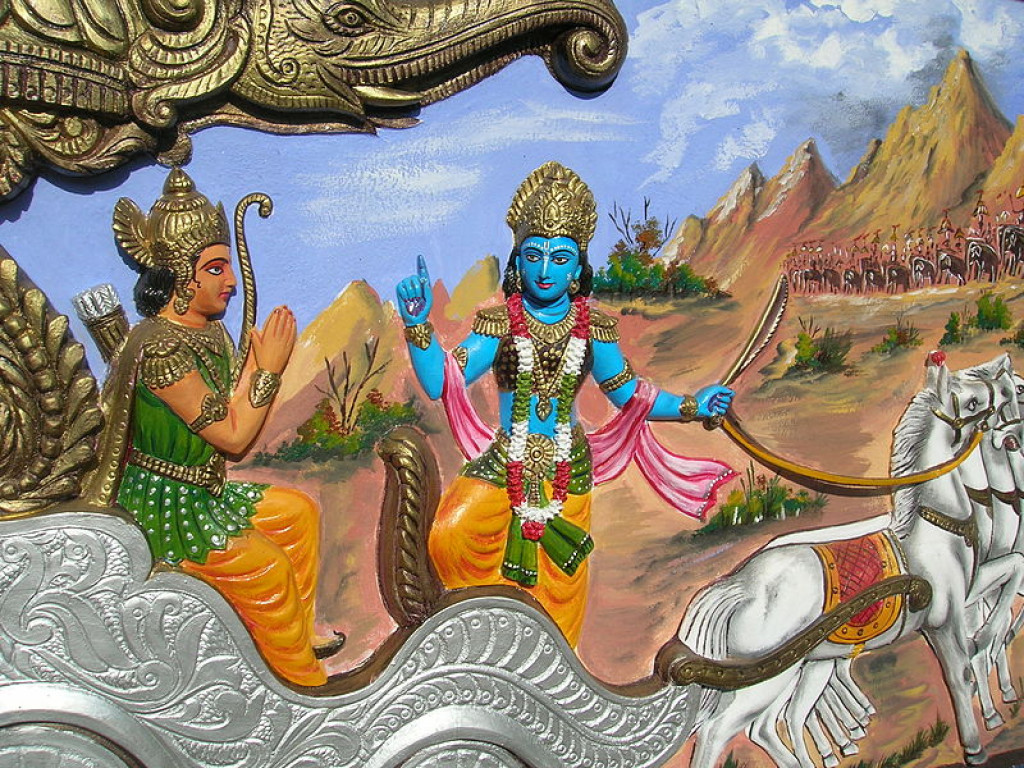 an analysis of mahabharata an indian epic poem The epic poem is a long narrative sung in formal setting which deals with  with  many details of the analysis of the epic mahabharata by hiltebeitel (1976), he is.