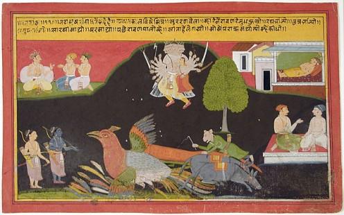 Sita Abduction