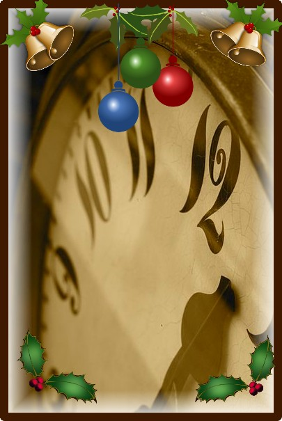 There never seems to be enough hours in the day, but at Christmas time the race against the clock becomes more intense!