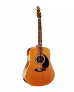 The Seagull Artist Mosaic is one of the best acoustic guitars you'll find for under $1000.