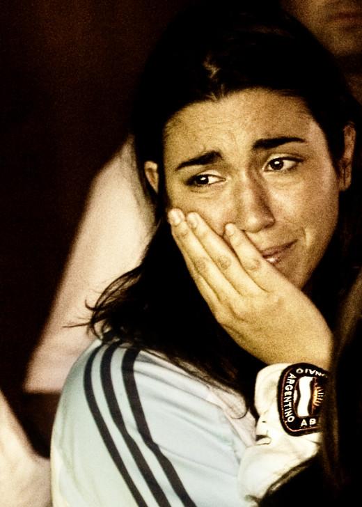 """""""Argentina Lost."""""""