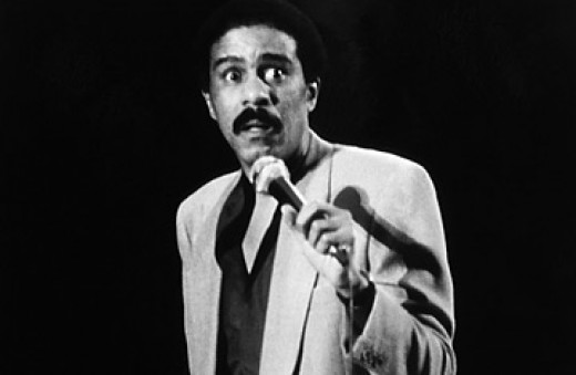 Richard Pryor (Also see Eddie Murphy)