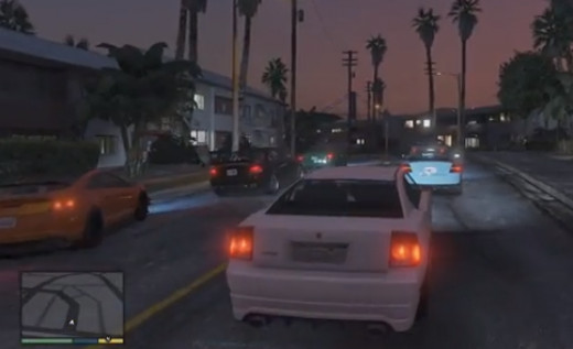 GTA V is owned and copyrighted by Rockstar Games. Images used for educational purposes only.