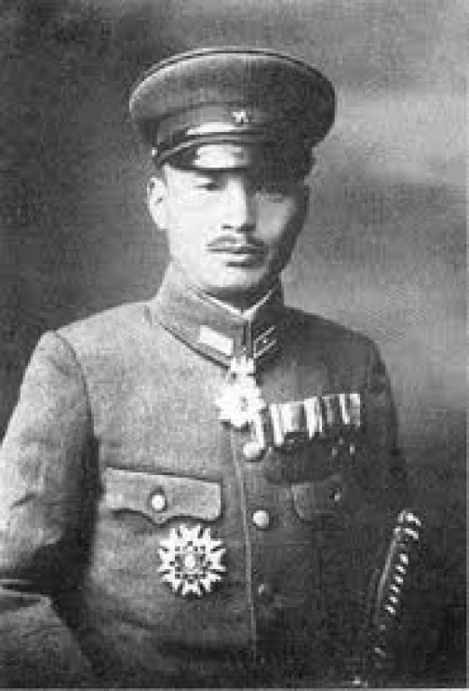 Killed in New Guinea, General Horii did his job and lost thousands of Japanese dead.  But the end came when Tokyo ordered his men to 'advance to the rear'  to re-inforce Japanese forces attacking in the Solomons.