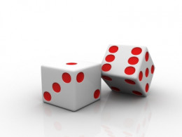 Use dice in a variety of ways to help students sharpen math skills.