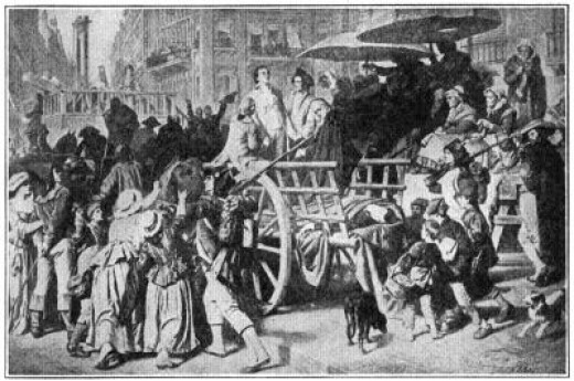the justifications for the french revolution