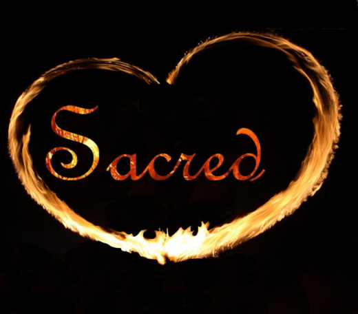 Marriage is a sacred vow