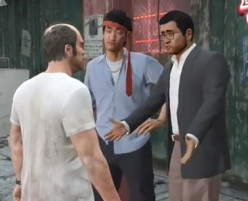 Grand Theft Auto V Walkthrough: Crystal Maze