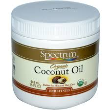 Coconut oil can be used on a daily basis