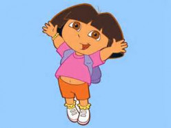 Maybe Dora can help you sing in Spanish