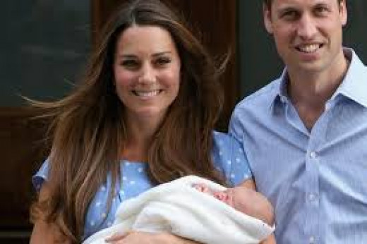 His Royal Highness Prince George Alexander Louis of Cambridge