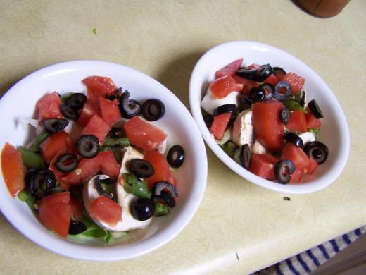 Make a salad!