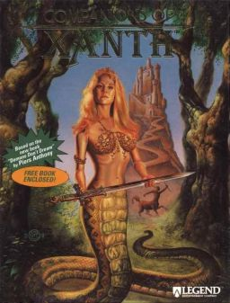 Xanth video game from Piers Anthony's Xanth novel series