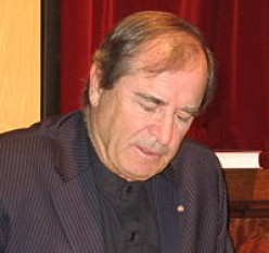 Paul Theroux in 2008