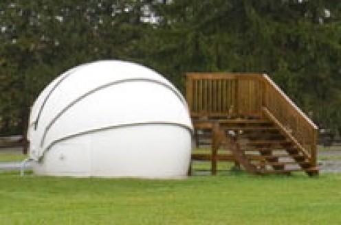 Observatory for rentals.