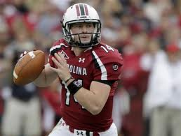 QB Connor Shaw (South Carolina)