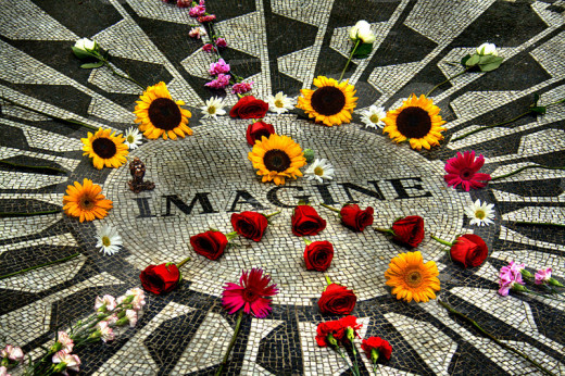 Imagine Peace Circle