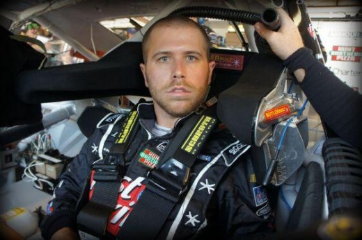 Brian Scott is having the best season of his career for RCR's Nationwide team