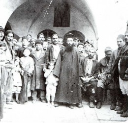 peacetime Armenians