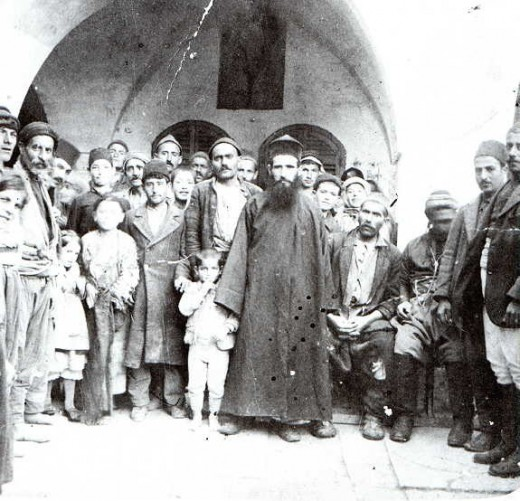 peacetime Armenians