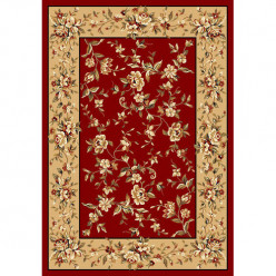 How to Decorate With Red Oriental Rugs?