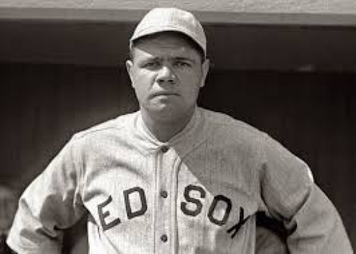 Babe Ruth hit 714 home runs during his career.