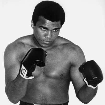 Muhammad won an Olympic gold medal in the Light Heavyweight class in 1960 during the Rome Olympics.
