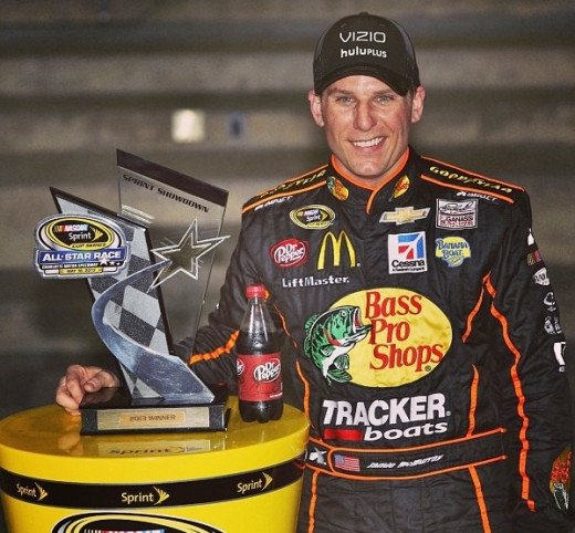 McMurray won three races in 2010 but he was never a championship contender