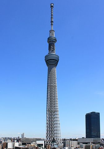 Tokyo Skytree - Japan's tallest building