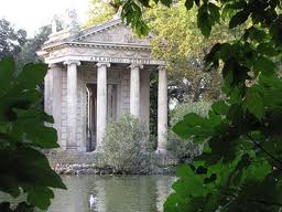 Temple of Aesculapius in Rome