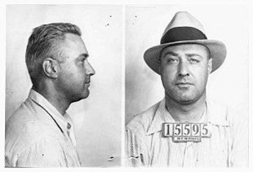 He was a very famous gangster in Memphis, Tennessee.  Most people didn't know him by his real name.