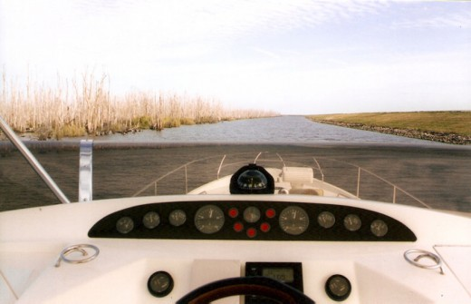"The ""Ditch"" - Okeechobee Waterway"