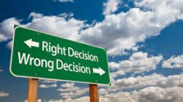 choosing a person direction