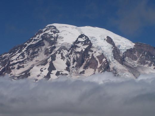 Mount Rainier in Washington State