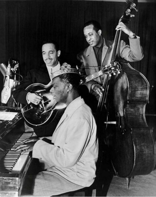 The King Cole Trio, 1947